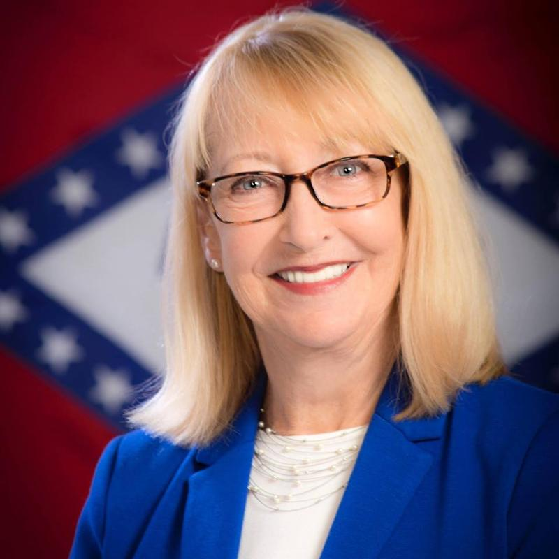 Susan Inman is the democrat candidate that was left off Garland County's early voting ballot Monday morning.