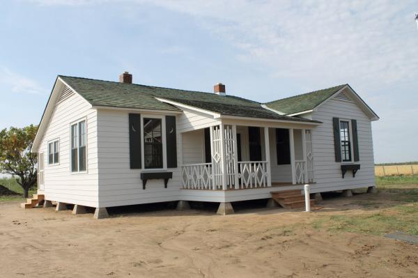 Johnny Cash boyhoood home