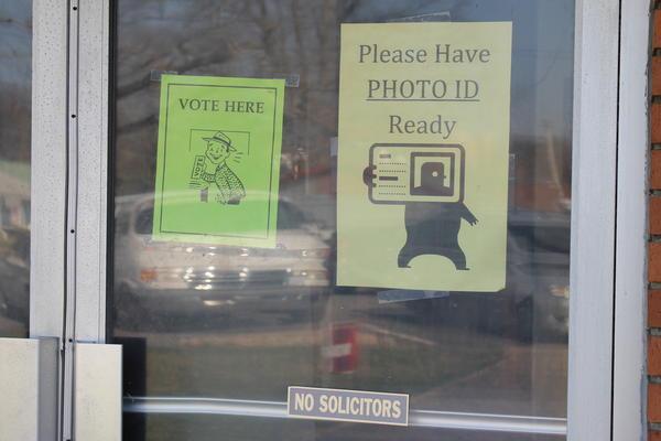 Voter ID Vote photo ID