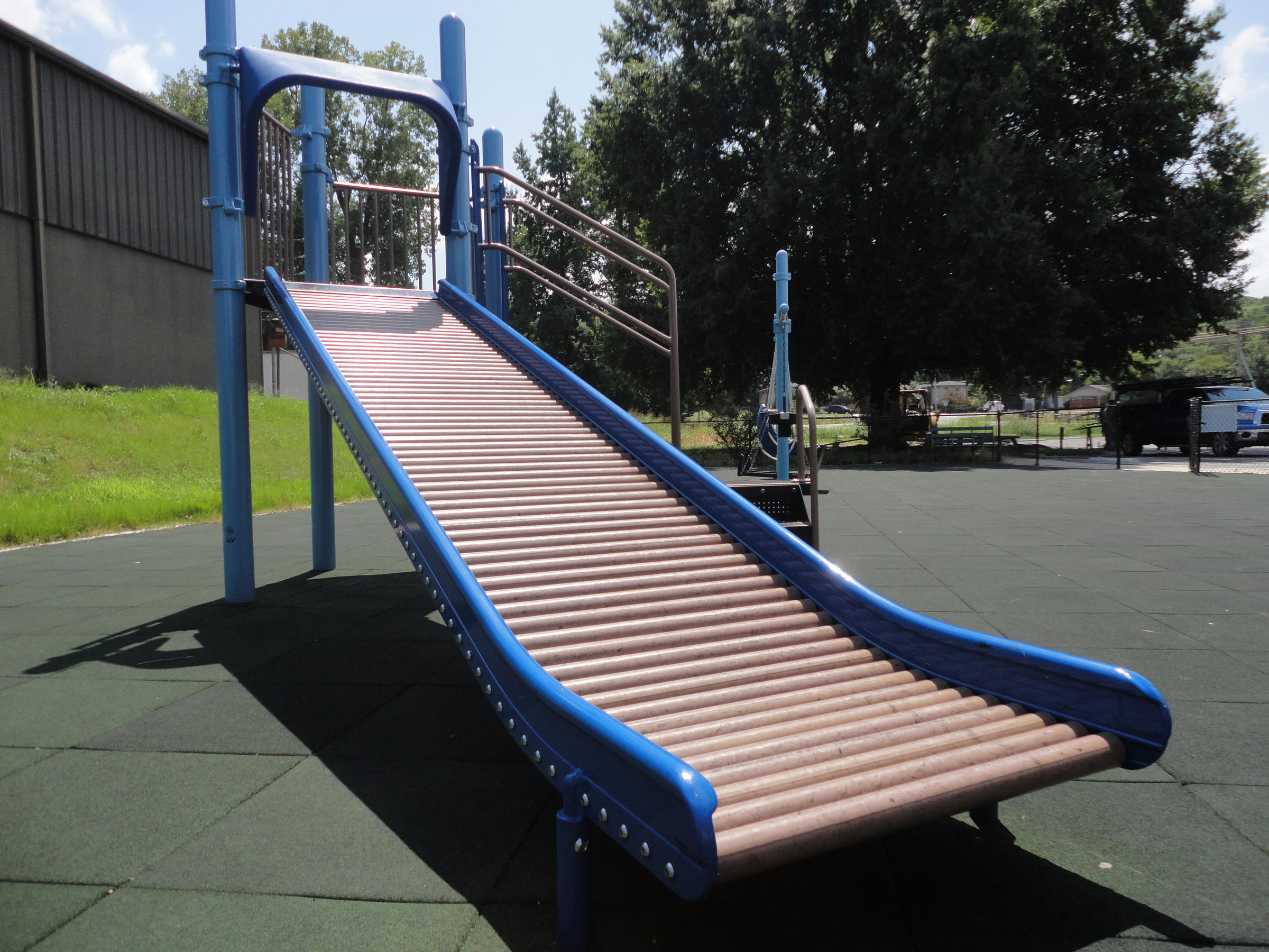 Top 10 Modern Backyard Trends 2015 further Superkilen additionally Fairlington  munity Center Park additionally Steel Outdoor Fitness Equipment  bo Playground 1885295656 besides Killjoy Council Tries BAN Youngsters Climbing Trees Play Annoying Balls Games Public Parks Fines 500 Caught. on public park play equipment