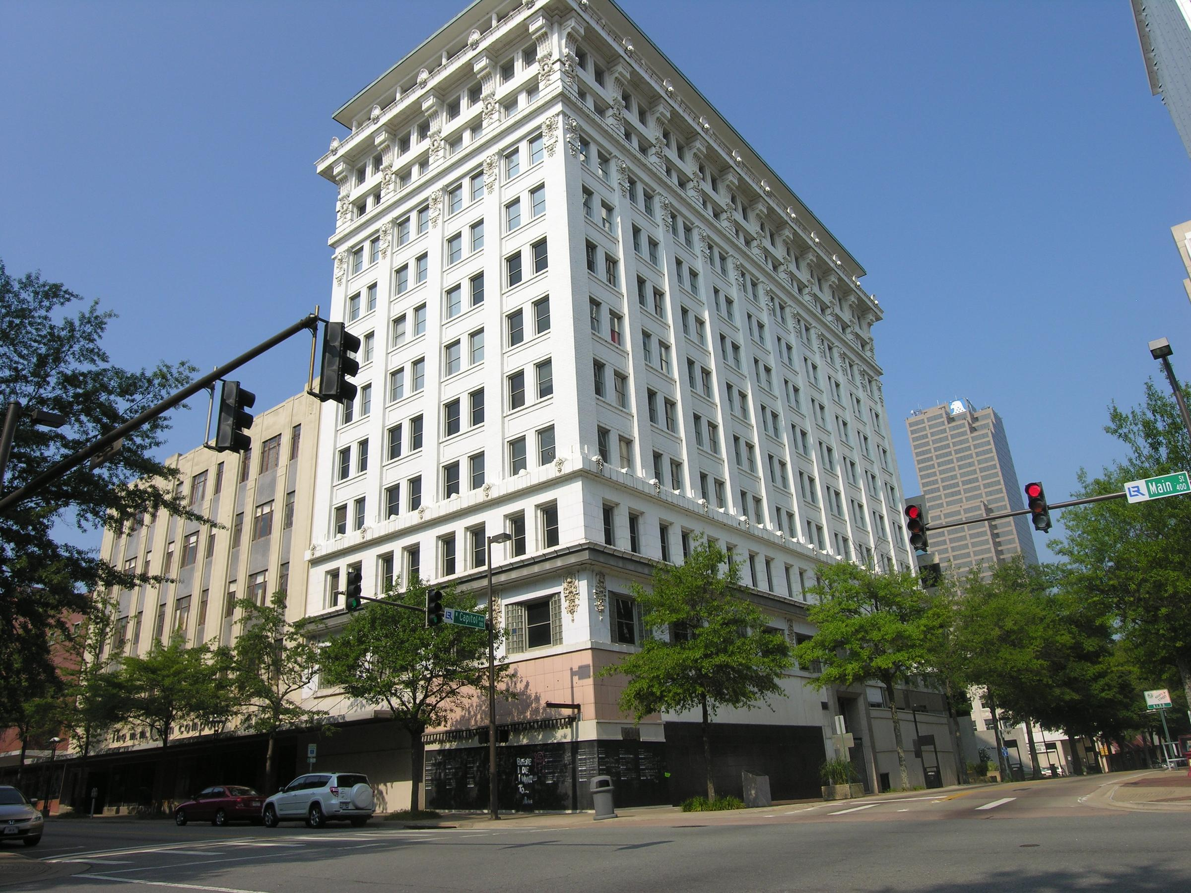 Historic Building In Downtown Little Rock To Become Hotel