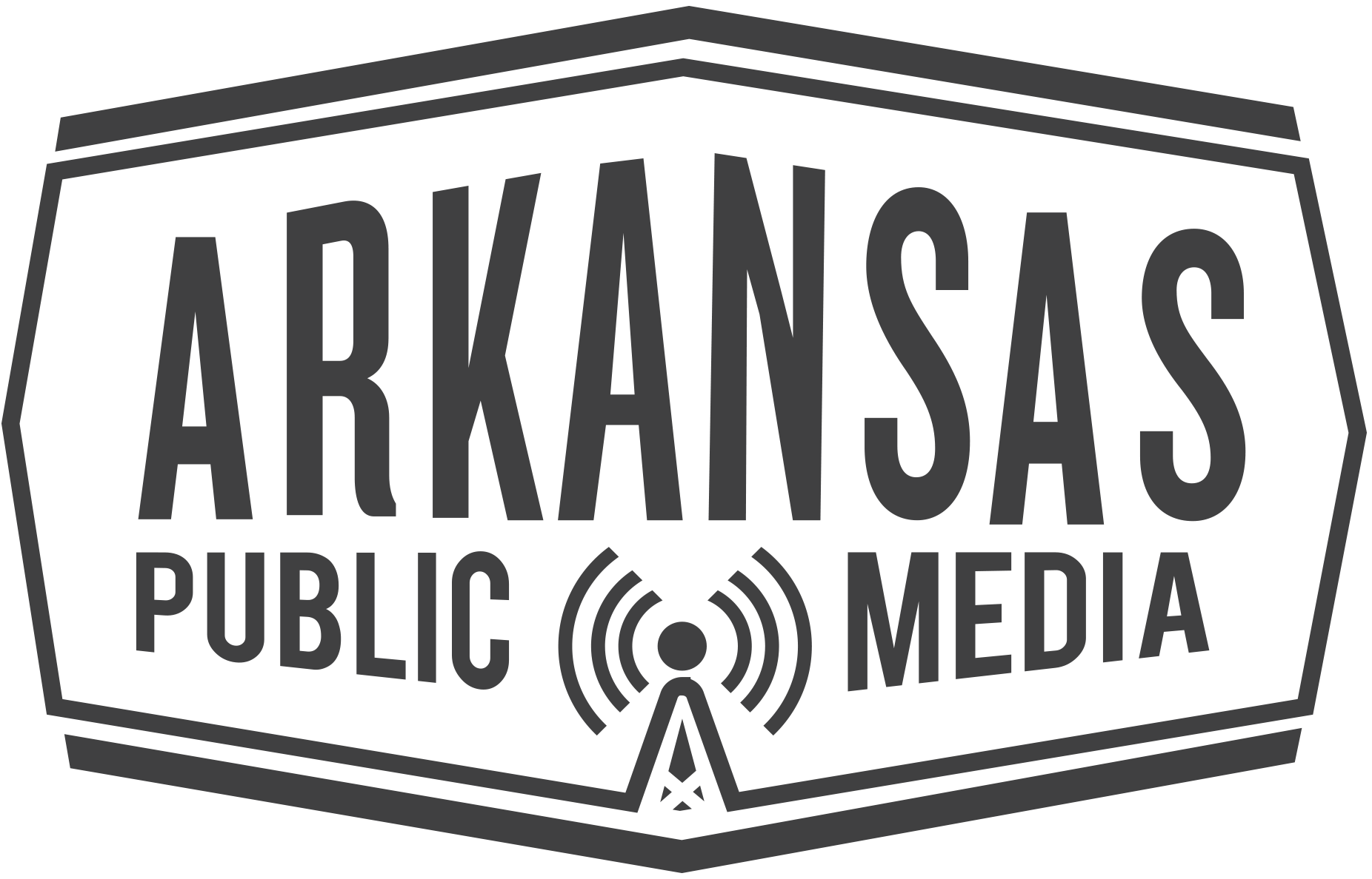 Arkansas Public Media logo