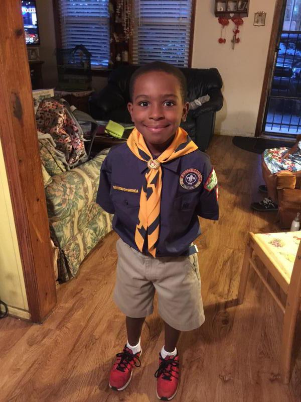 Jeremiah Adams, 8