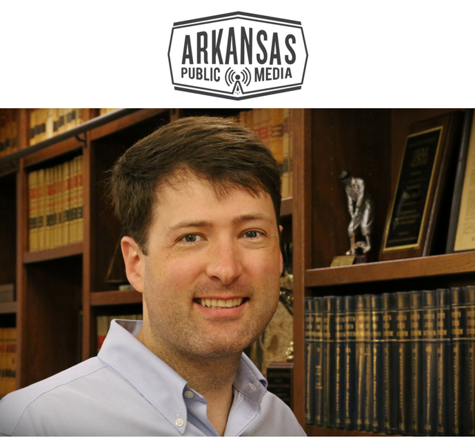 Little Rock lawyer Alex Gray