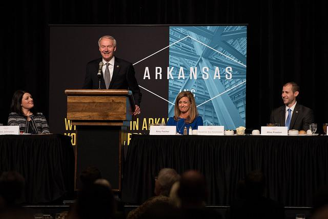 Floods health internet and jobs conference focuses on for Rural development arkansas