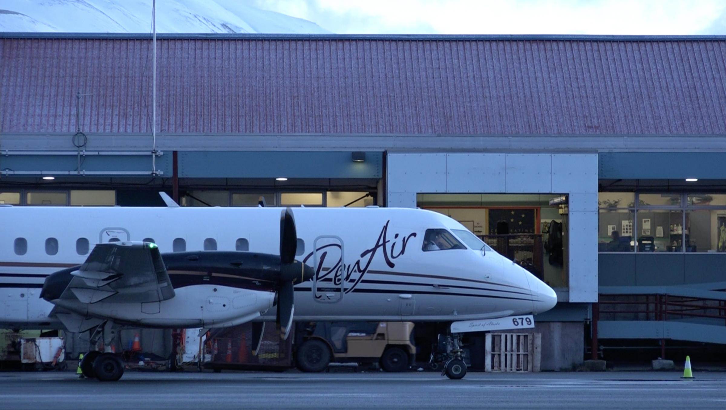 Passenger Flights Resume In Unalaska After 4 Days Of Cancellations