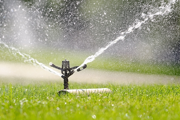 How Much Water is Your Sprinkler Wasting? | KUER