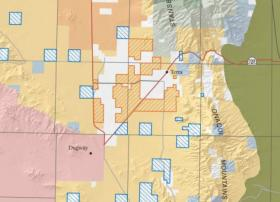 Proposed Skull Valley land swap
