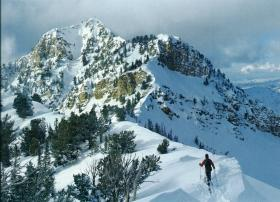 Wasatch Mountain photo by Howie Garber