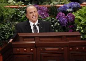 Thomas S. Monson