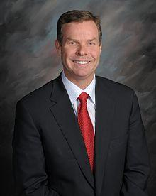 Chief Deputy Attorney General John Swallow is the Republican candidate hoping to succeed Mark Shurtleff