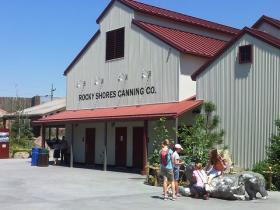 Rocky Shores at Utah's Hogle Zoo