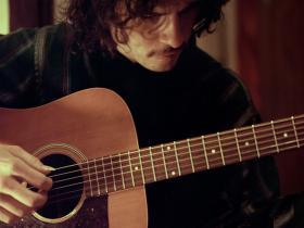 Guitarist/singer Ryley Walker.