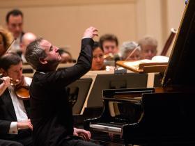 Jeremy Denk at Carnegie Hall