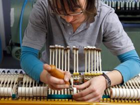 The Pleyel piano factory, which once supplied instruments to Frederic Chopin, will close its doors at the end of the year.