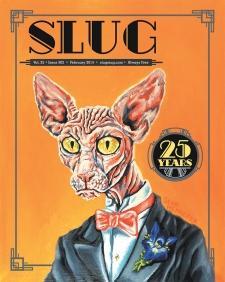 SLUG Magazine celebrates 25 years this month.
