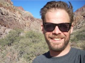 Matt Moore, Program Director of the Canyon Country Youth Conservation Corp