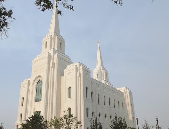Brigham City LDS temple