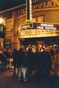 Sundance Film Festival at the Egyptian Theater in Park City, UT.