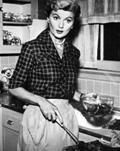 """Barbara Billingsley represented the ideal mother on <a href=\""""http://www.imdb.com/title/tt0050032/\"""" target=\""""_blank\"""">Leave it to Beaver</a>, which ran from 1957 to 1963."""