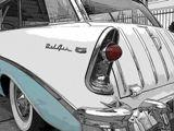 "1956 BelAir Nomad, Photo by <a href=""http://www.flickr.com/photos/4blueeyes/36849137/\"" target=\""_blank\"">4BlueEyes</a>"