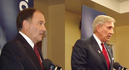 Gary Herbert & Peter Cooke