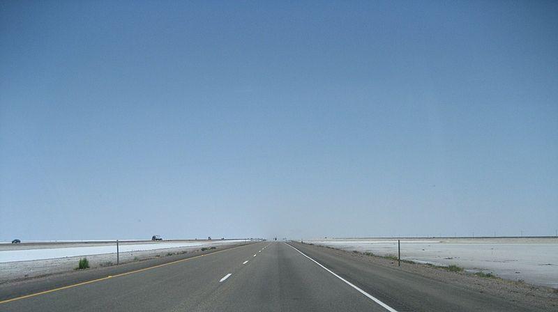 I-80 near Wendover, UT