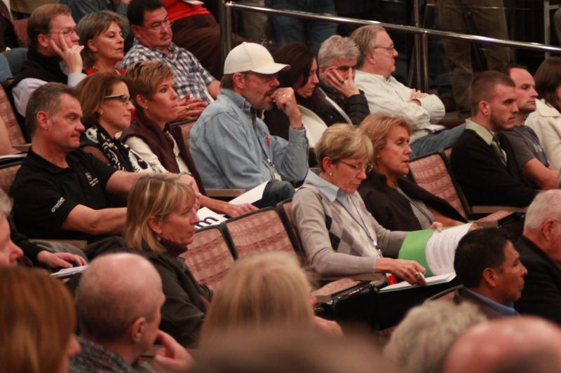 Delegates listen to Utah 2nd Senate district candidates
