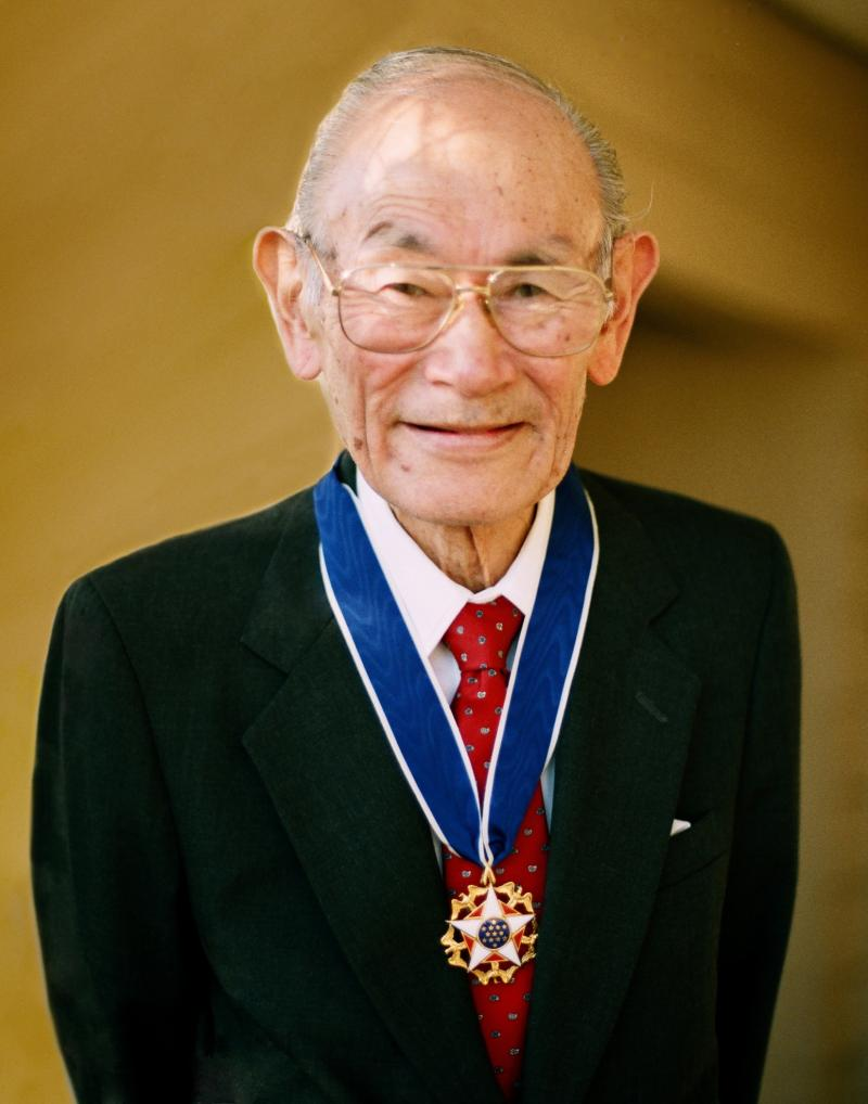 Fred Korematsu (January 30, 1919 – March 30, 2005)