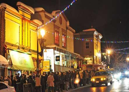 Music draws big crowds at the Sundance Film Festival