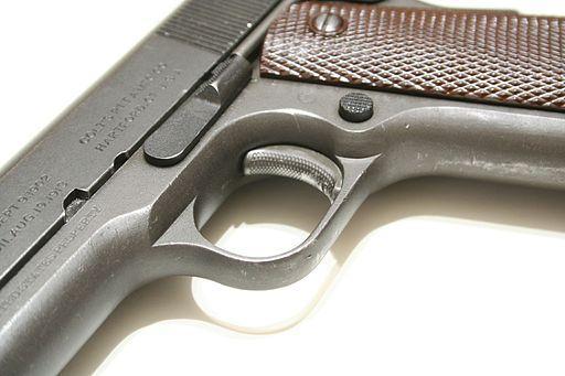 File: Colt 1911