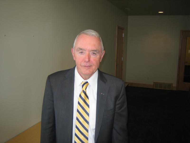 Retired General Barry McCaffrey