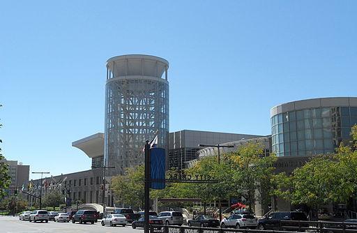 FILE: Salt Palace Convention Center