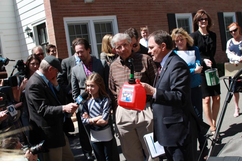 Gov. Herbert gives three tips on how individual Utahns can help reduce air pollution