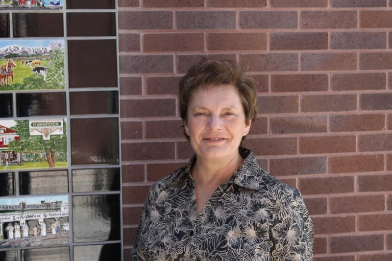 Former West Valley City council member Margaret Peterson