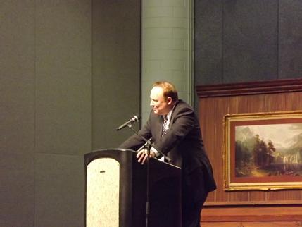 State Senator Jim Dabakis, chair of the Utah Democratic Party