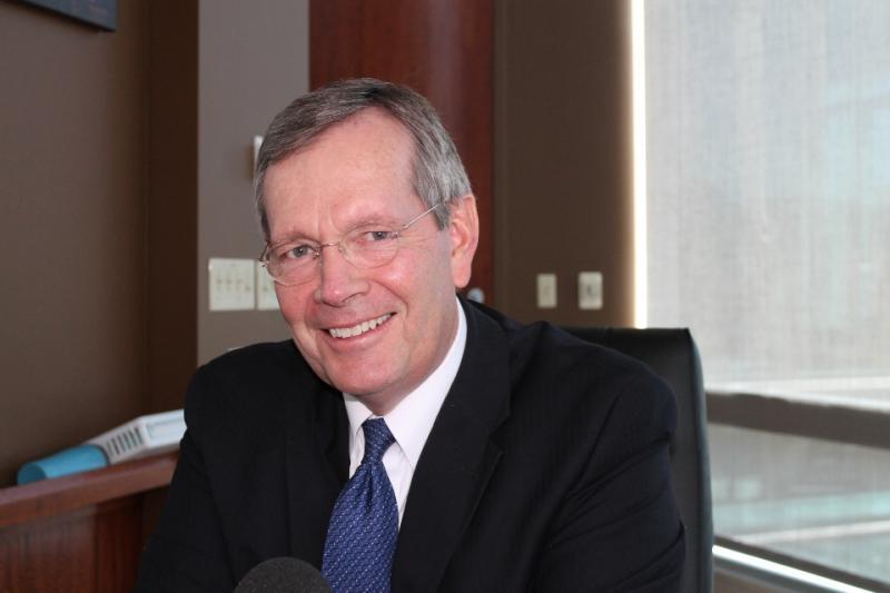 Former Utah Governor and Bush Cabinet Member Mike Leavitt
