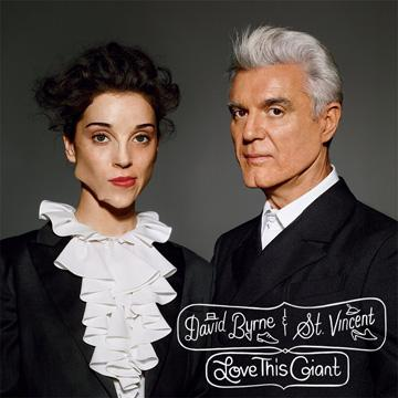 David Byrne and St. Vincent appear at Red Butte Garden July 15th
