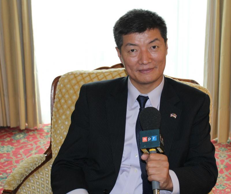 Tibetan Prime Minister Dr. Lobsang Sangay