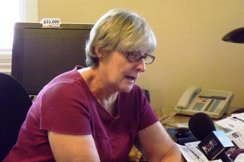 Sanpete Messenger Publisher Suzanne Dean
