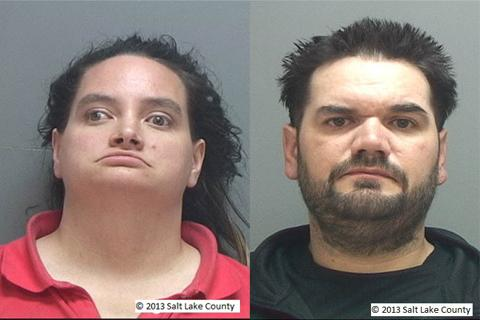 Traci Vallaincourt and Timothy Walker have been identified by Unified Police as the two people involved in Sunday's shooting.  Walker is now the prime suspect, while Vaillancourt is considered a victim.
