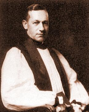 The Right Reverend Paul Jones, Episcopal Bishop of Utah, 1916-1918