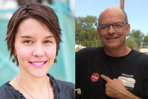 Erin Mendenhall & Bill Davis