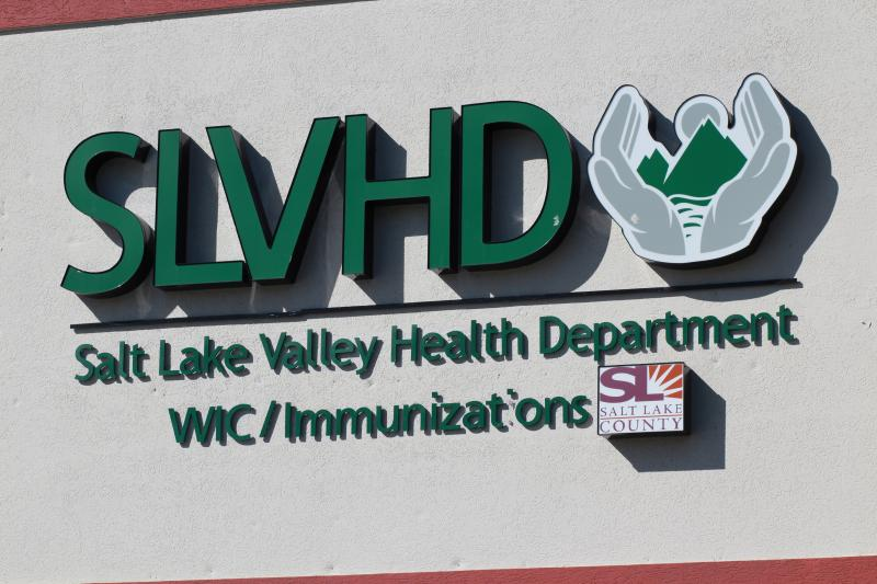 Salt Lake County Health Department Rose Park WIC Clinic