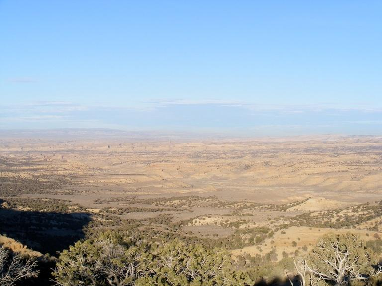 The Tavaputs Plateau of eastern Utah