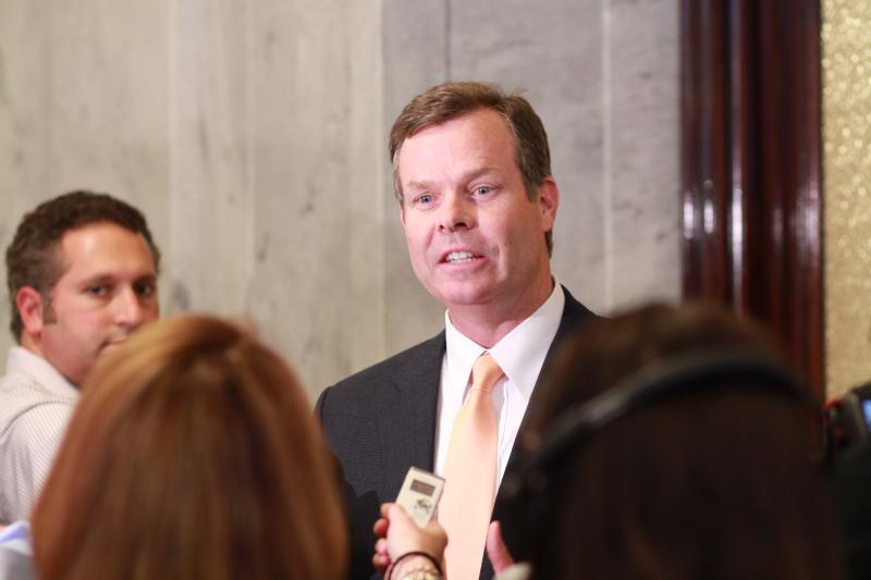 File: Utah Attorney General John Swallow