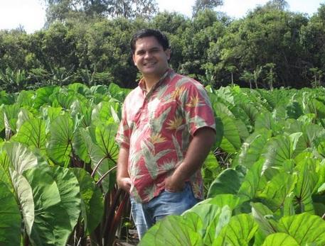 Hawaii State Representative Richard Fale (R)