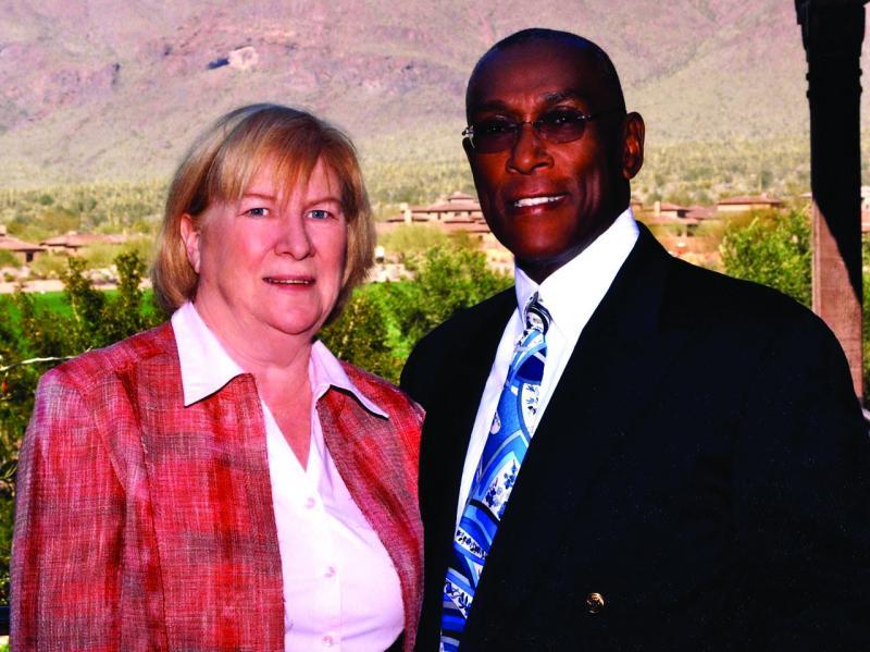 Ann and Tony Merritt