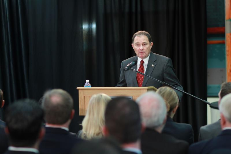 Governor Gary Herbert, R-UT, unveils his FY 2015 Budget Proposal