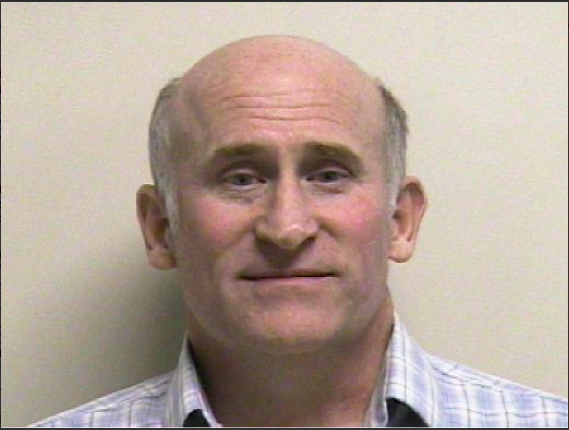 Timothy Lawson booking photo